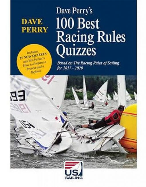 Dave Perry 100 Best Racing Rules Quizzes