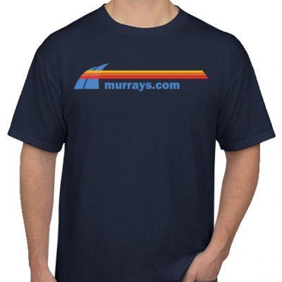 Murrays Tee Retro Logo