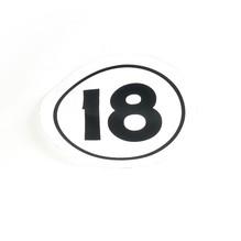 H18 Class Insignia Decal
