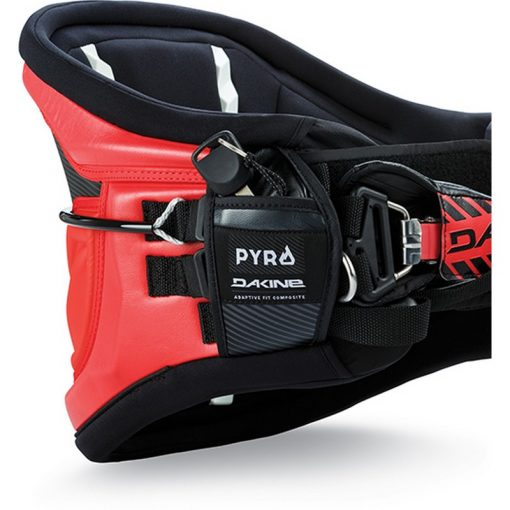 2017 Dakine Pyro Kiteboarding Waist Harness