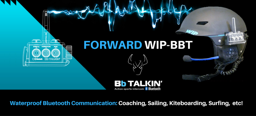 Forward WIP-BBT Bluetooth Waterproof Communication
