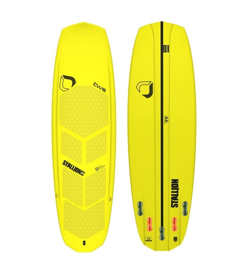 BWSurf Stallion directional kiteboard