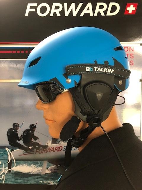 BBTalkin Bluetooth Microphone & Speaker Universal Helmet Earpiece Kit (Stereo)