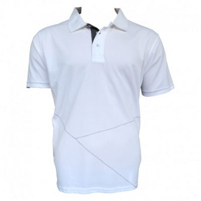 short-sleeves-polo-white