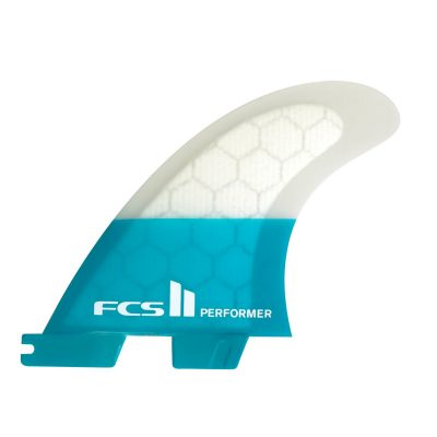 FCSII Medium Performer Performance Core Quad fin Set