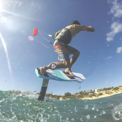Kiteboarding, Surfing and SUP Foils