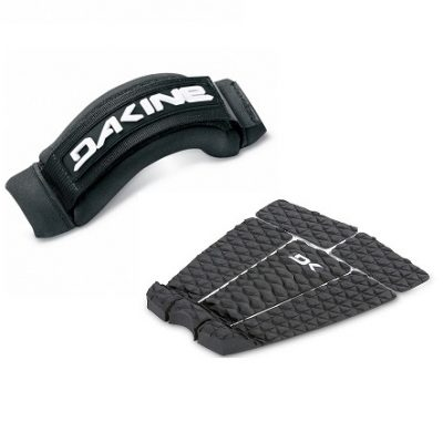 Dakine Footstraps and Traction