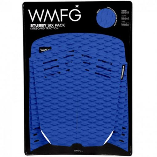 WMFG Full Deck Traction Pad - Stubby blue