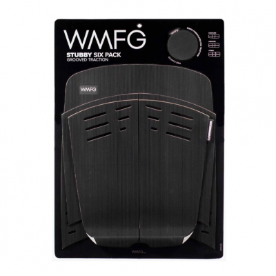 WMFG Grooved traction Deck Pads
