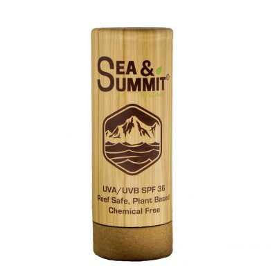 Sea and Summit Clear Facestick SPF 36