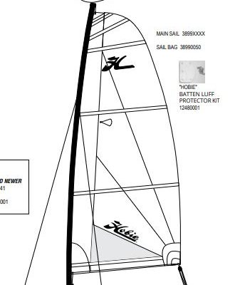 Wave Sail Parts