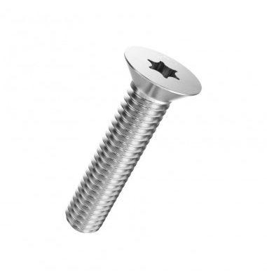 25mm M6 Stainless Steel Torx Head Screw