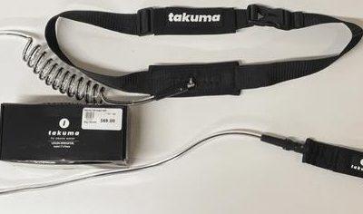 Takuma Coiled Board Waist Leash
